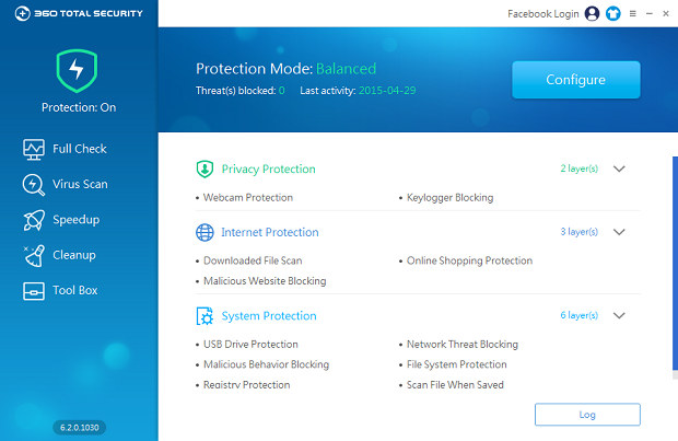 Top 5 Free Antivirus Software 2015
